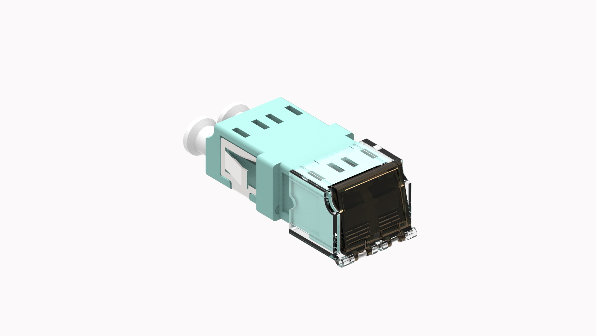 Commscope Fiber Adapter Panel 760028209 LC MM Duplex 1000-Type 12 LazrSPEED
