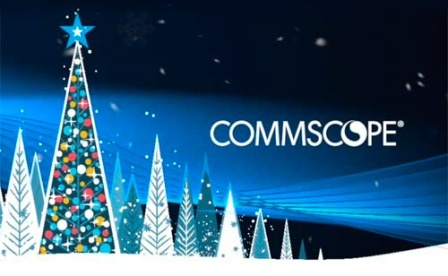 Happy Holidays from CommScope