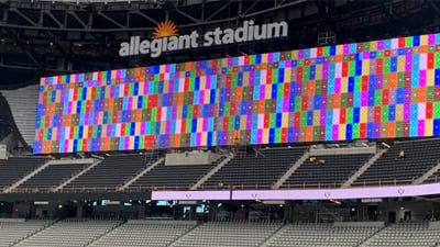 Allegiant Stadium Case Study hero - 400x225